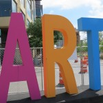"Art City Austin ""ART"" Sign"