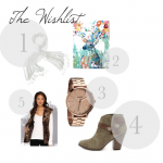 My Wishlist For That Time Of Year